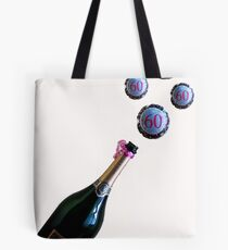 The new forty. Tote Bag