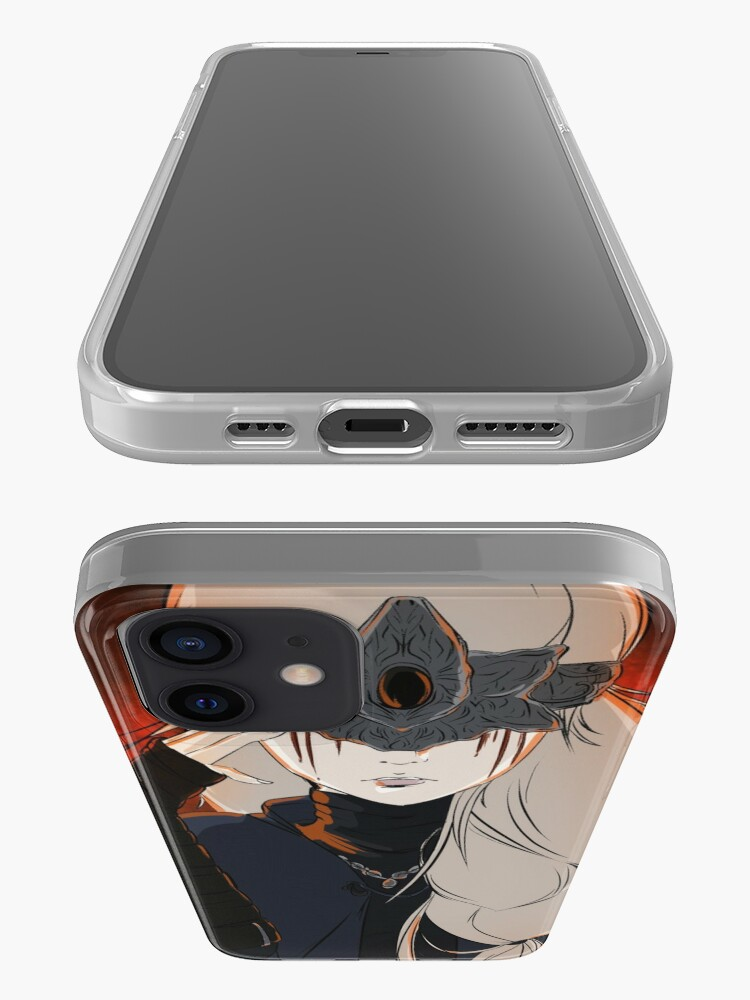 Alternate view of The Firekeeper  iPhone Case