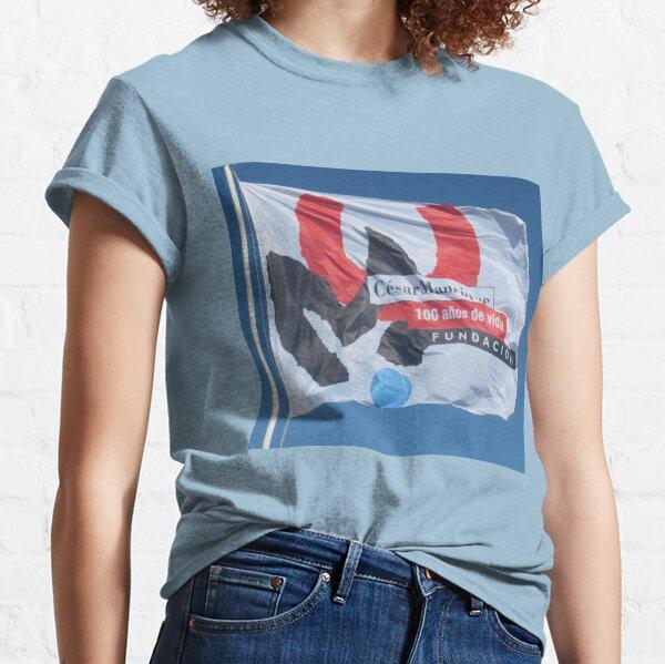 Cesar Manrique Centenary Flag Classic T-Shirt