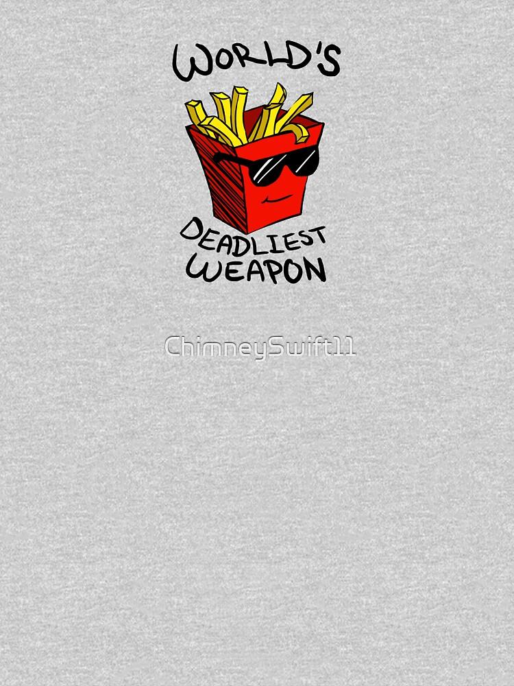 World's Deadliest Weapon (Original) | Unisex T-Shirt