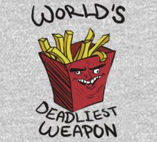 World's Deadliest Weapon (LIMITED EDITION)
