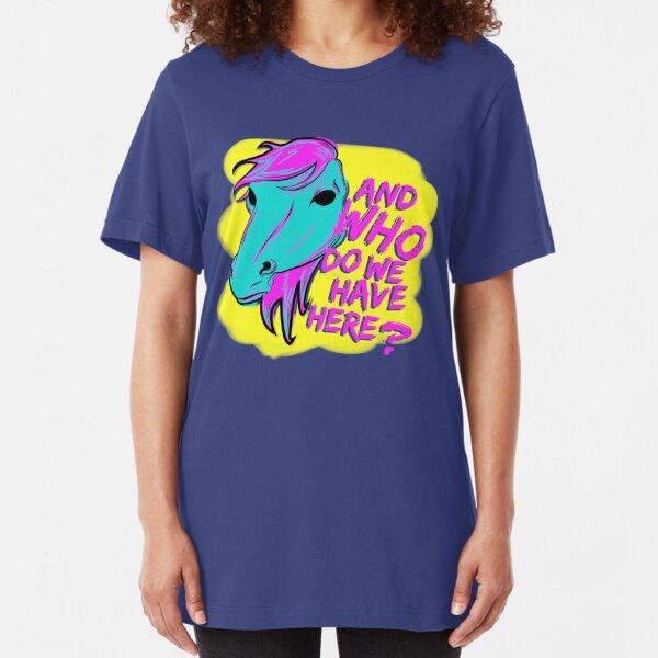 Retro Juan Slim Fit T-Shirt