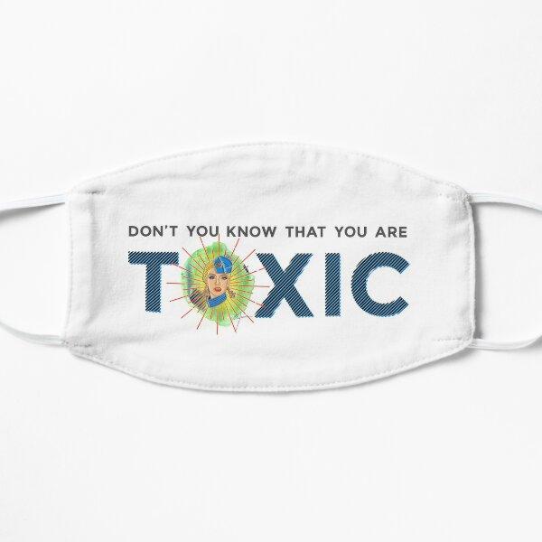 Toxic Mask Flat Mask