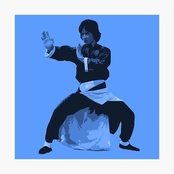 Jackie Chan Photographic Print