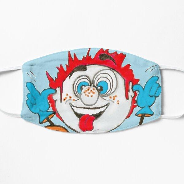 Crazy STickmanMunich Flache Maske