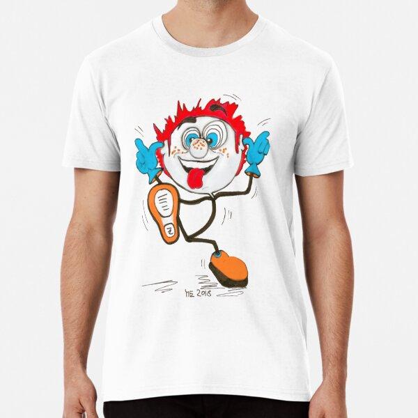 Crazy STickmanMunich Premium T-Shirt