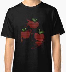 Apple Jack Cutie Mark Grain & Splatter Classic T-Shirt