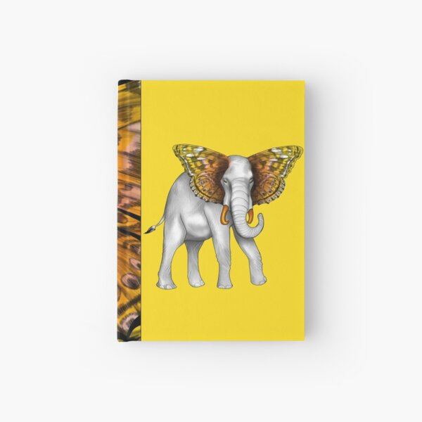 Elephly Hardcover Journal