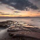 Maryport Rocks by Brian Kerr