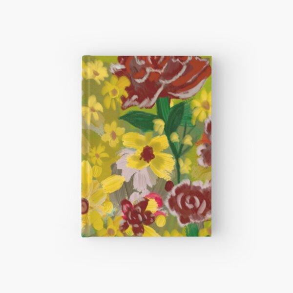 Flowers  Cuaderno de tapa dura