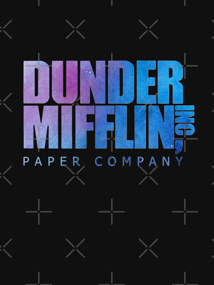 """Dunder Mifflin Paper Company Inc The Office Logo Design ..."