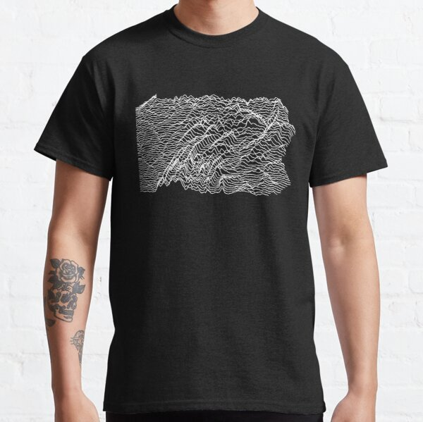 Unknown Elevations - Pennsylvania (Without Text) Classic T-Shirt