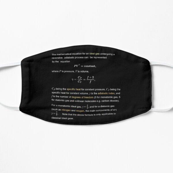 Adiabatic Gas Properties Flat Mask