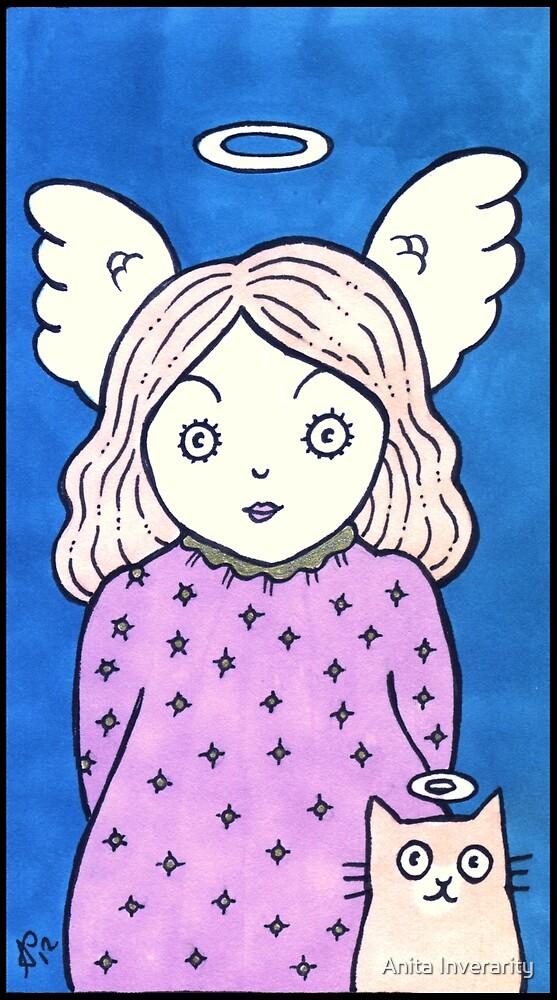 Tiny Angel by Anita Inverarity