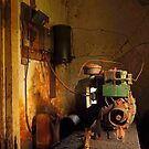 The generator engine. by Fred Taylor