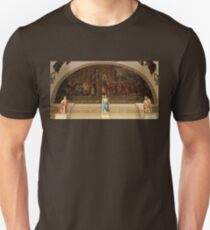 St. Louis Cathedral's Artwork Over The Altar In Nola Unisex T-Shirt