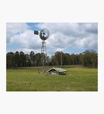 Mt Tamborine Countryside Photographic Print