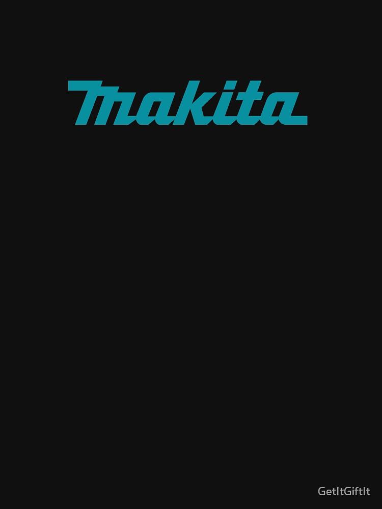 Makita Power Tools logo by GetItGiftIt