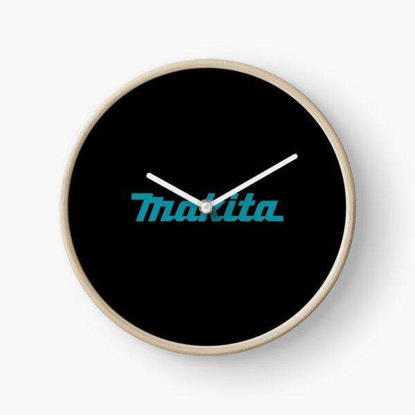 Makita Power Tools logo Clock