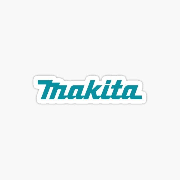 Makita Power Tools logo Sticker