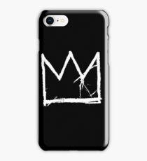 Basquiat King Crown iPhone Case/Skin