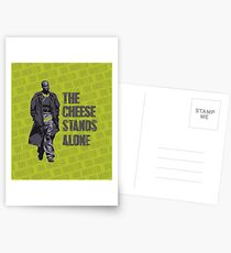 Omar Little - The Cheese Stands Alone Postcards