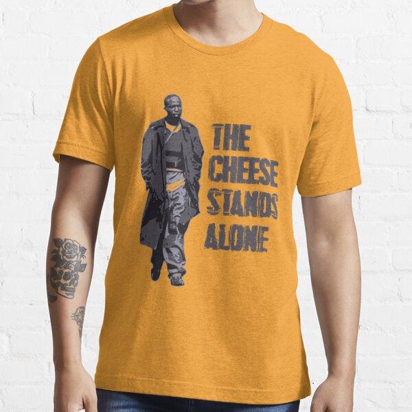 Omar Little - Le fromage se tient seul T-shirt essentiel
