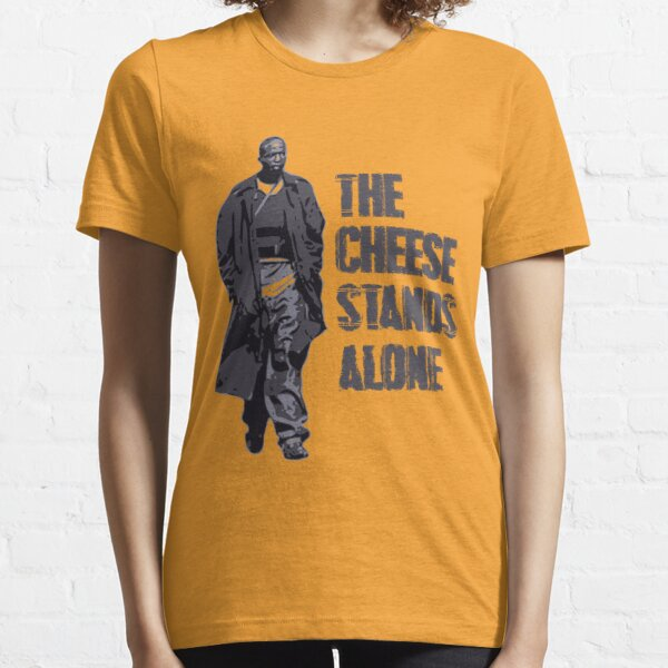 Omar Little - The Cheese Stands Alone Essential T-Shirt