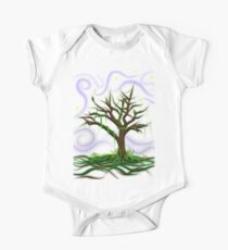 Neon Night Tree Kids Clothes