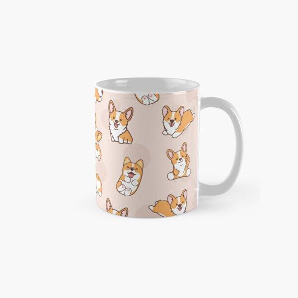Corgi Puppy Fun Classic Mug