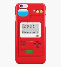 Pokédex- iPhone 4/ 4S/ 3/ 3G iPhone 6 Case