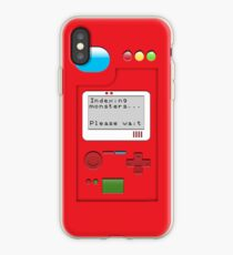 Pokédex- iPhone 4/ 4S/ 3/ 3G iPhone Case