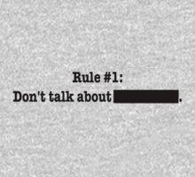 Rule #1 | Unisex T-Shirt