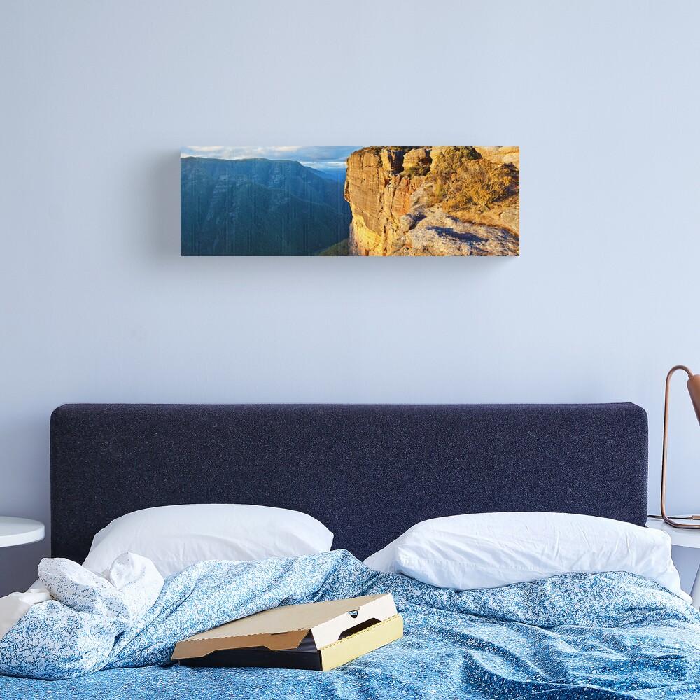 Kanangra Walls, Kanangra-Boyd National Park, New South Wales, Australia Canvas Print