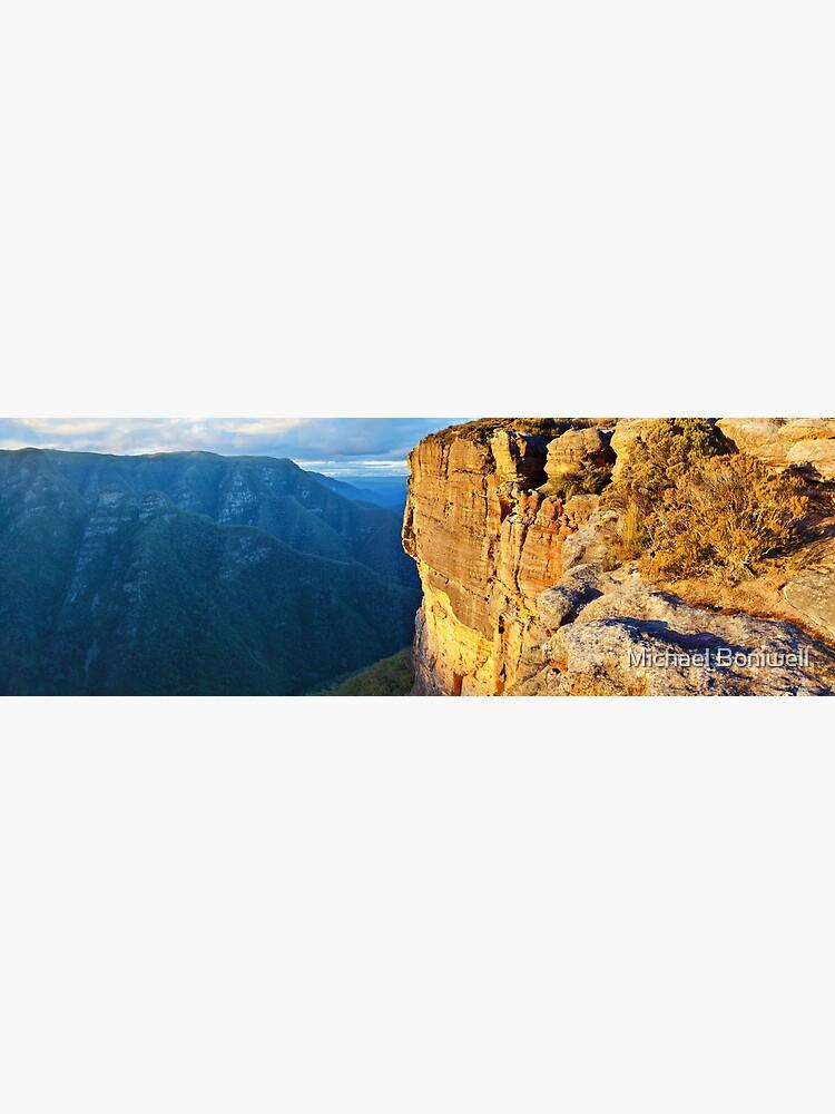 Kanangra Walls, Kanangra-Boyd National Park, New South Wales, Australia by Chockstone