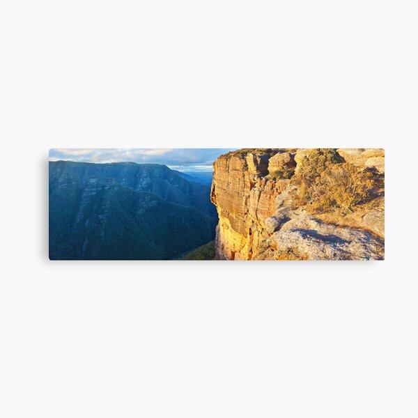 Kanangra Walls, Kanangra-Boyd National Park, New South Wales, Australia Metal Print