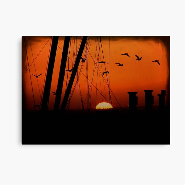 Magical Eve © Canvas Print