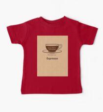 Coffee Addict, Espresso Kids Clothes