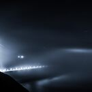 A Night in Foggy Land - Golden Gate Bridge by Toby Harriman