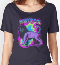 Manticool Women's Relaxed Fit T-Shirt