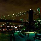 Brooklyn Bridge III by sxhuang818