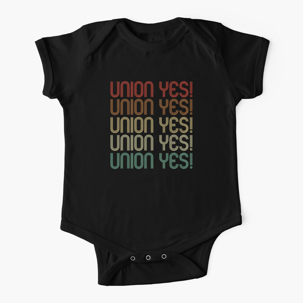 Union  - Laborers Union 1 Baby One-Piece