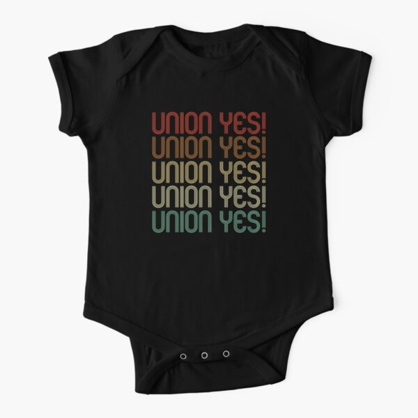 Union  - Laborers Union 1 Short Sleeve Baby One-Piece