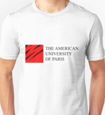 American University of Paris (AUP) T-Shirt