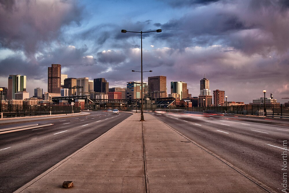 Colorful Denver by anorth7