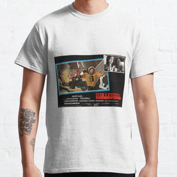 Rollerball 1975 restored Italian Lobby card poster Classic T-Shirt
