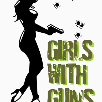 Girls With Guns by MagnumCreative