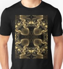 Black N Gold Unisex T-Shirt