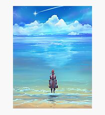 Seashores of Eternity Photographic Print