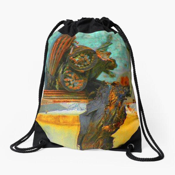 Power Failure 2 Drawstring Bag